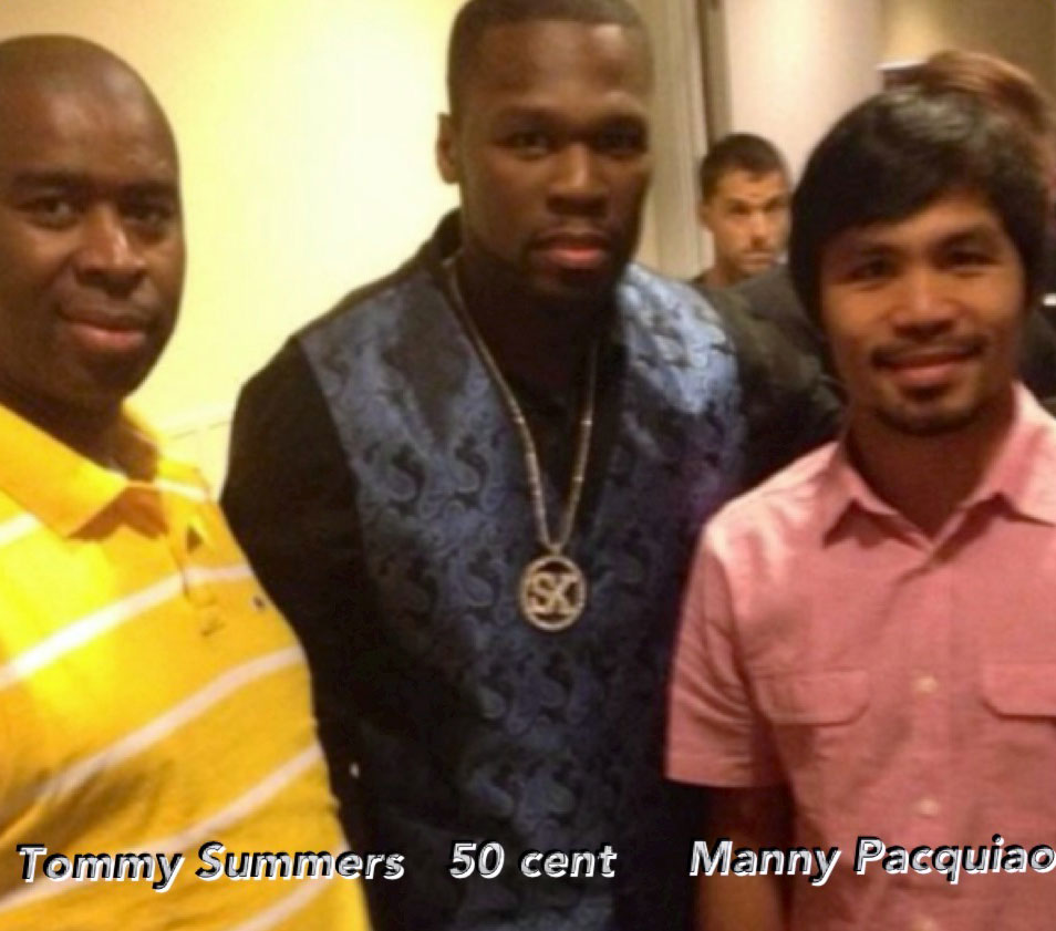 50 Cent Tommy Summers And Their Failed Attempt To Break Up Floyd